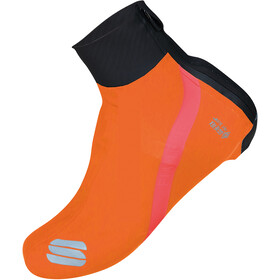 Sportful Fiandre Couvre-Chaussure, orange sdr